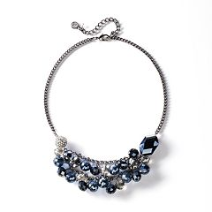Simply Vera Vera Wang Bead Swag Necklace