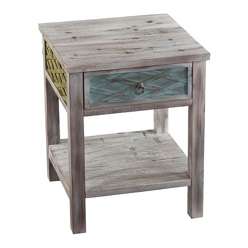 Stanbury End & Side Table