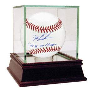 Steiner Sports Dwight Gooden No Hitter MLB Autographed Baseball