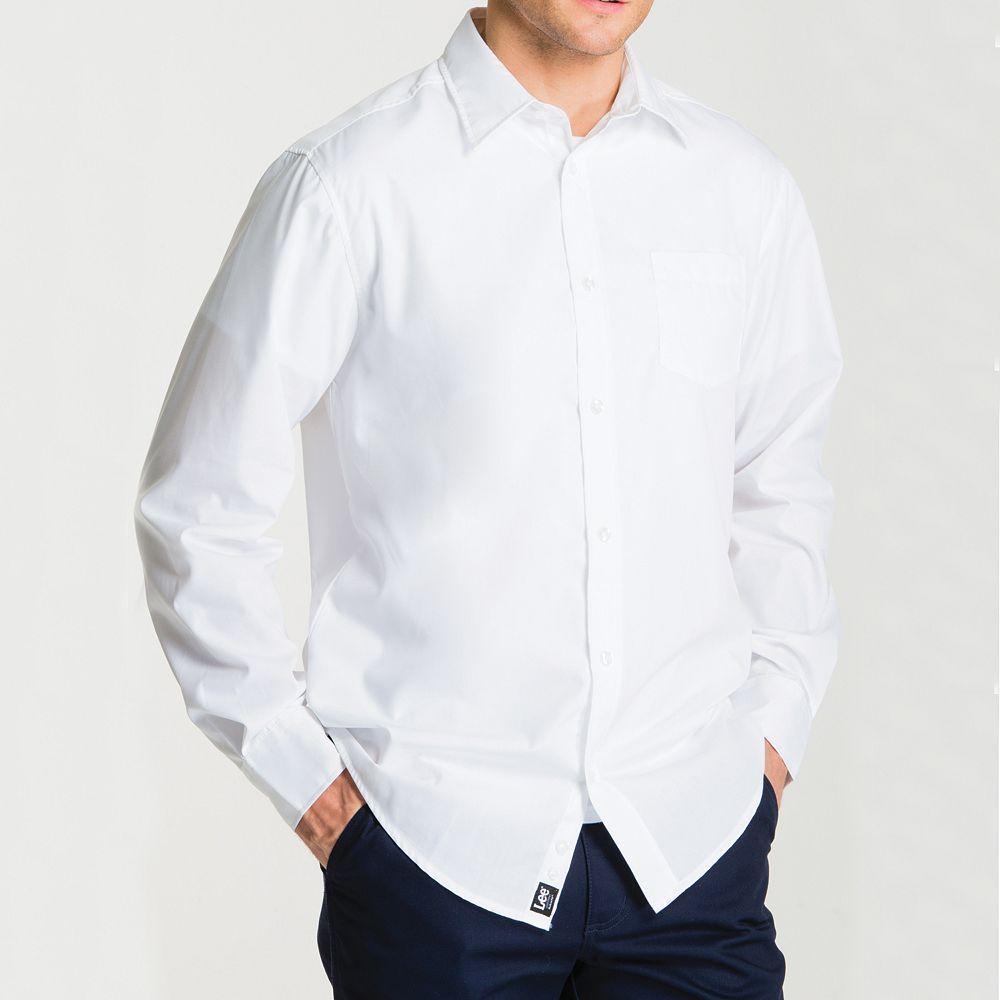 Lee® School Uniform Classic-Fit Casual Shirt - Men