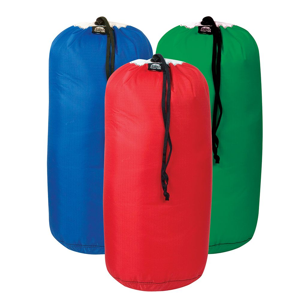 Granite Gear 3-pk. 2-Liter ToughSack Drawstring Storage Bags