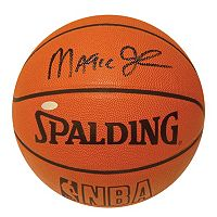 Steiner Sports Magic Johnson NBA Autographed Basketball