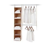neatfreak closetMAX System 2-pc. Closet Kit