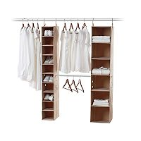 neatfreak closetMAX System 3-pc. Closet Kit