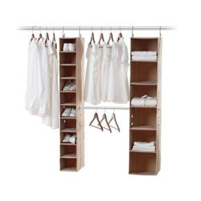 neatfreak closetMAX System 3-pc. Closet Kit