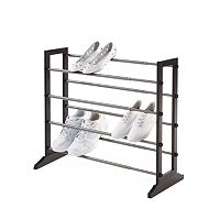 neatfreak 4-Tier Expanding Shoe Rack