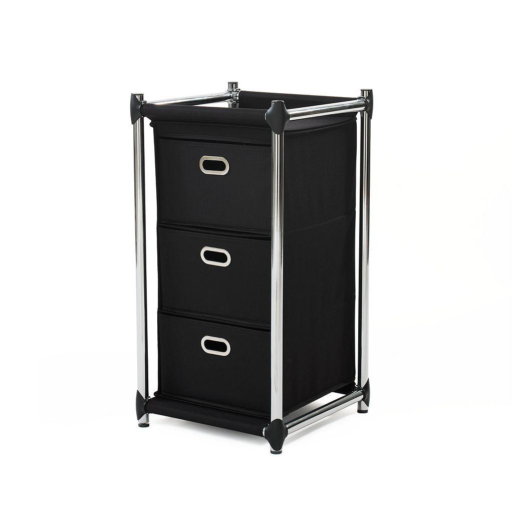 neatfreak Uptown 3-Drawer Side Cabinet