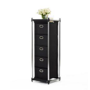 neatfreak Uptown 5-Drawer Tall Boy Cabinet