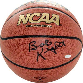 Steiner Sports Bob Knight NCAA Autographed Basketball