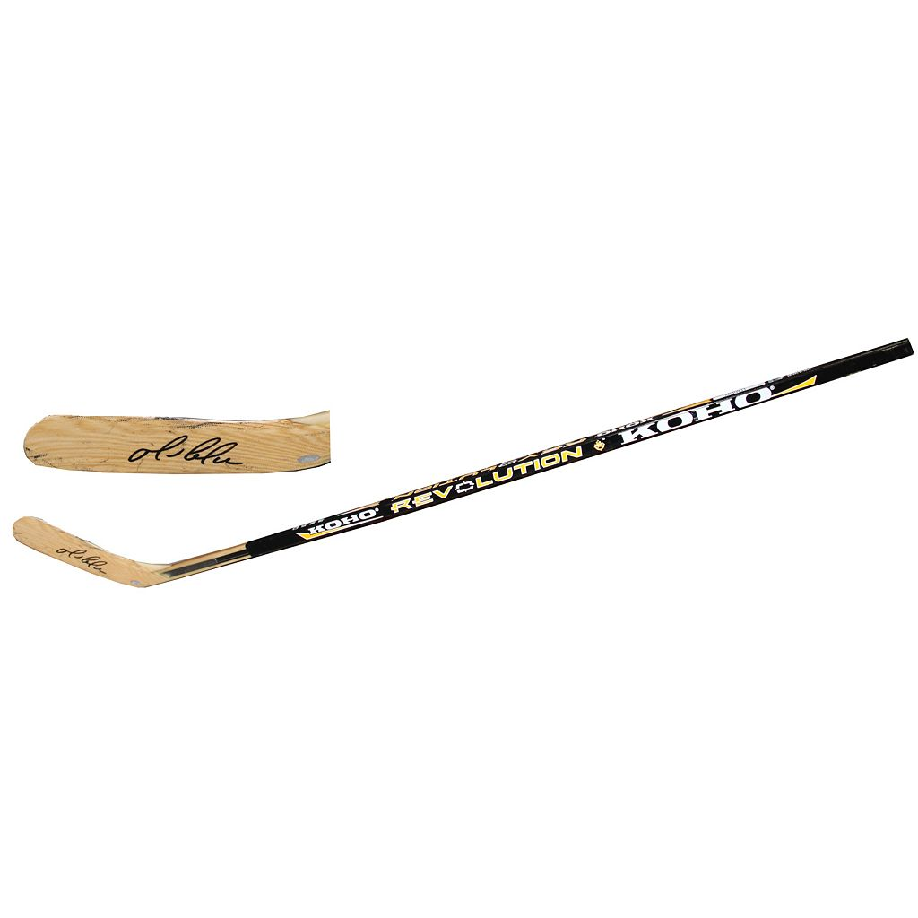 Steiner Sports Mario Lemieux Koho Revolution Signed Game Model Stick