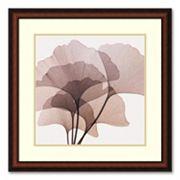 Ginkgo Leaves II Framed Wall Art by Steven N. Meyers