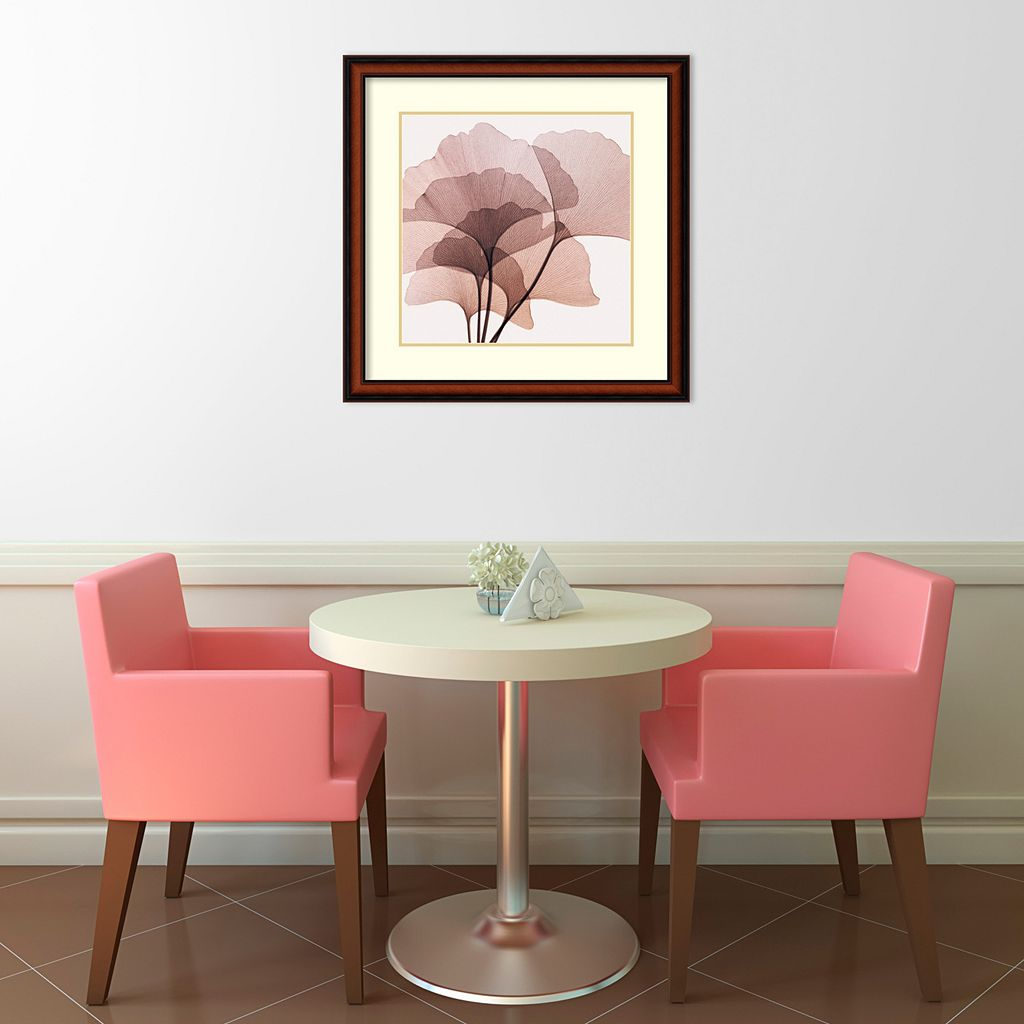 Ginkgo Leaves II Framed Wall Art by Steven N. Meyers