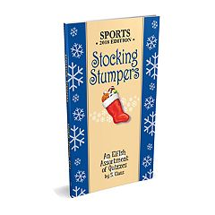 Red-Letter Press 'Stocking Stumpers' Sports Book