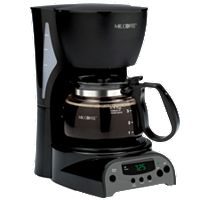 Mr. Coffee® 4-Cup Programmable Coffee Maker