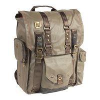 ful Camouflage Hiatus Backpack