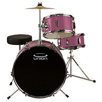 Union 3-pc. Junior Drum Set