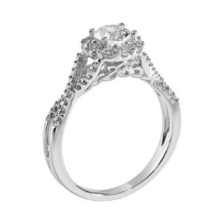 Simply Vera Vera Wang Diamond Engagement Ring in 14k White Gold (1 ct. T.W.)