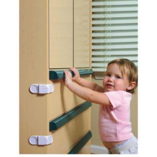 Dreambaby 4-pk. Angle Locks