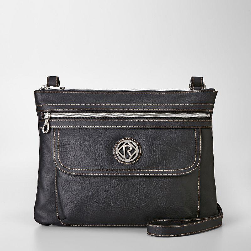 Relic Erica Top Zip Crossbody Bag