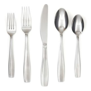 Farberware Allspice Sand 20-pc. Flatware Set