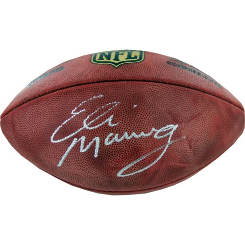Steiner Sports Eli Manning NFL Duke Football