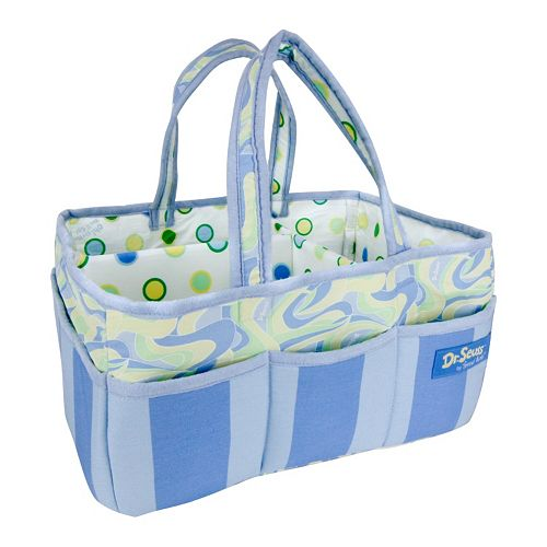 Dr. Seuss Oh The Places You'll Go Diaper Storage Caddy by Trend Lab