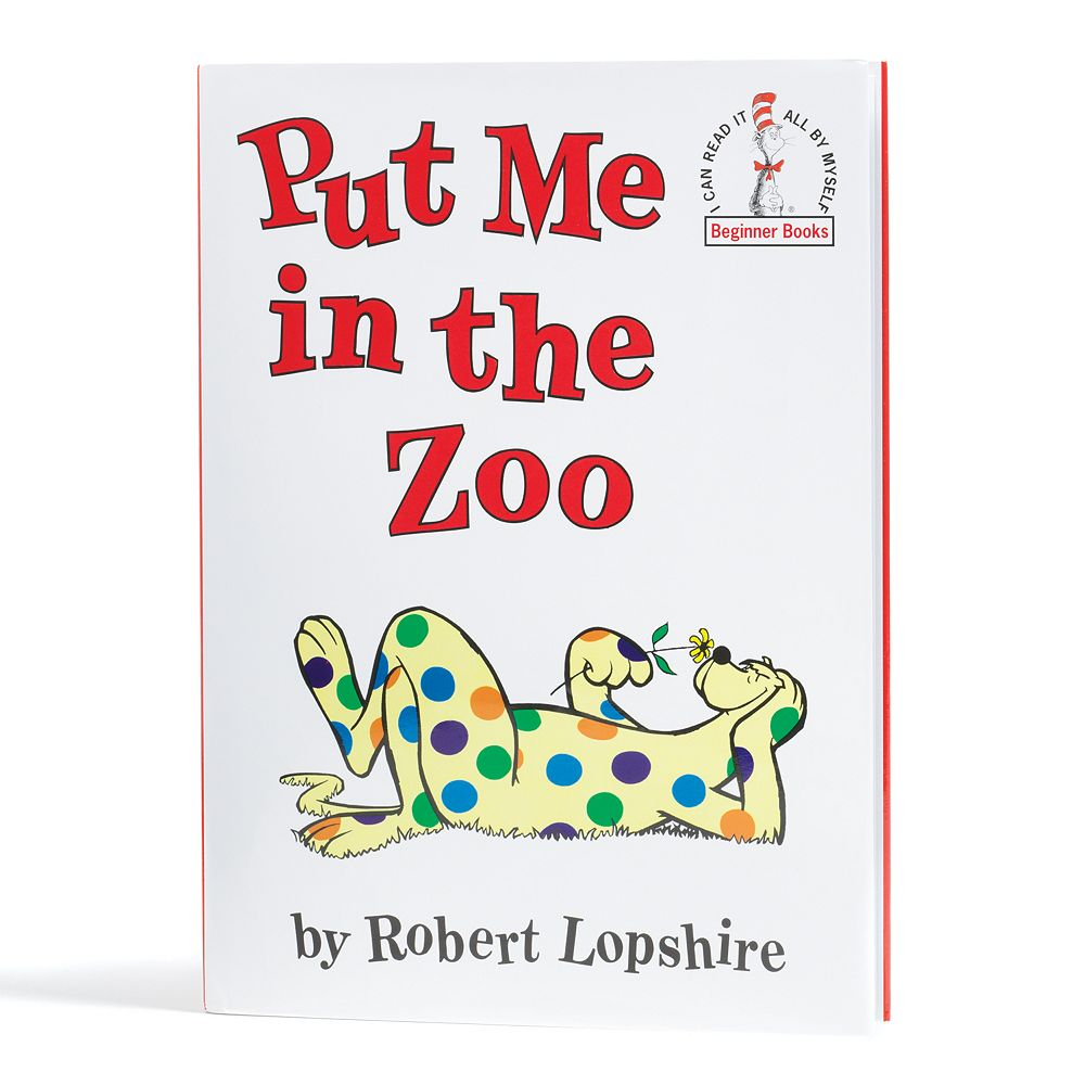 This Kohls Cares Put Me In The Zoo Book Is Fun For Whole Family To Read With Colorful Polka Dots And A Soft Design Plush