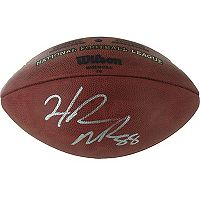 Steiner Sports Hakeem Nicks NFL Duke Football