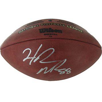 Steiner Sports Hakeem Nicks NFL Duke Football