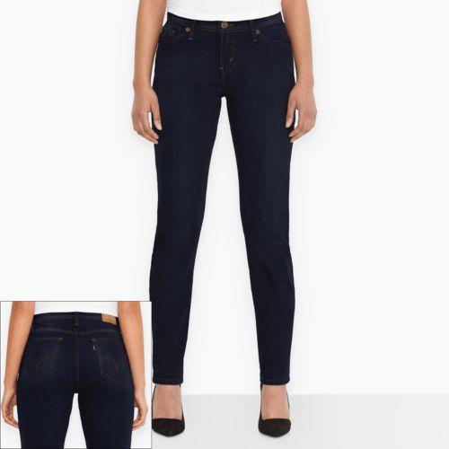 Levi's 529 Curvy Skinny Jeans - Women's