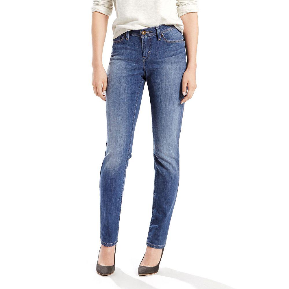 Women's Levi's 529 Curvy Skinny Jeans - Levi's 529 Curvy Skinny Jeans