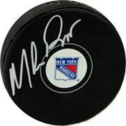 Steiner Sports Mike Richter New York Rangers Autographed Hockey Puck