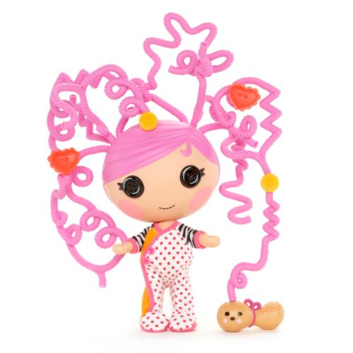 Lalaloopsy Littles Squirt Lil' Top Silly Hair Doll