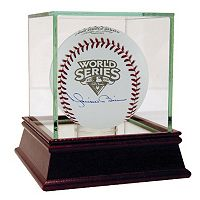 Steiner Sports Mariano Rivera MLB 2009 World Series Autographed Baseball