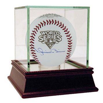 Steiner Sports Mariano Rivera MLB 2009 World Series Autographed Baseball