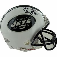 Steiner Sports New York Jets Rex Ryan Autographed Mini Helmet