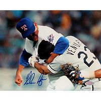 Steiner Sports Nolan Ryan Robin Ventura Fight 8'' x 10'' Signed Photo