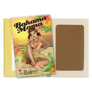 theBalm Bahama Mama Eyeshadow and Bronzer