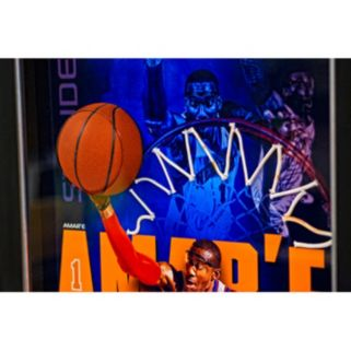 Steiner Sports Amar'e Stoudemire New York Knicks 20'' x 32'' Breaking Through Collage