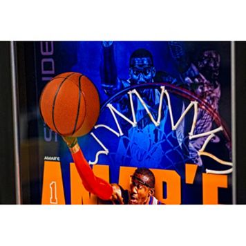 Steiner Sports Amar'e Stoudemire New York Knicks Breaking Through 20'' x 32'' Collage