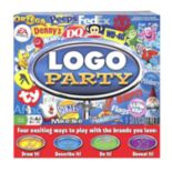 Logo Party Board Game by Spin Master