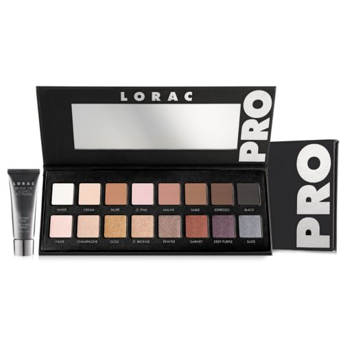 LORAC PRO Eyeshadow Palette With Mini Eye Primer