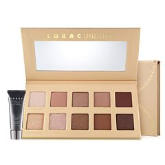 LORAC Unzipped Shimmer & Matte Eyeshadow Palette With Mini Eye Primer