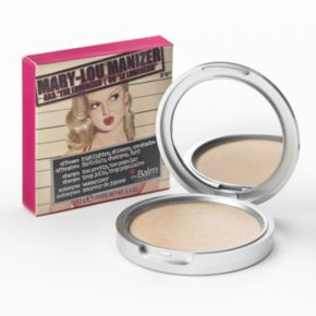 theBalm Mary-Lou Manizer Highlighter and Shimmer Compact