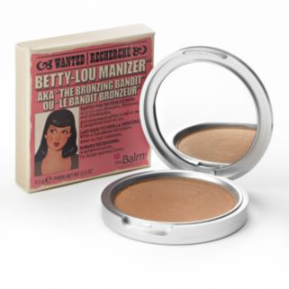 theBalm Betty-Lou Manizer Bronzer and Eyeshadow Compact
