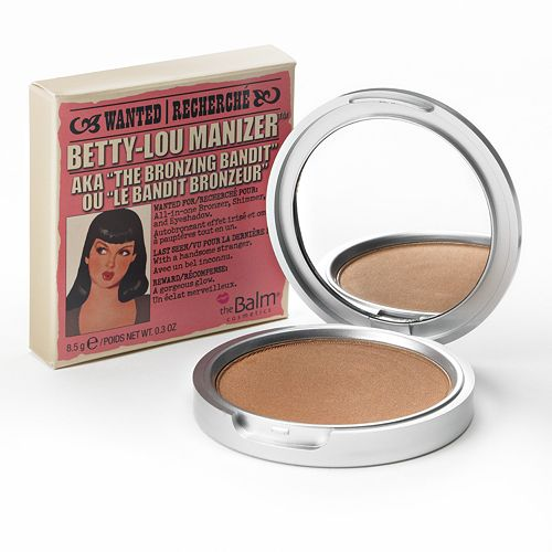 theBalm Betty-Lou Manizer Bronzer & Eyeshadow Compact