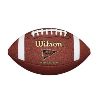 Wilson NCAA Composite Peewee Size Football