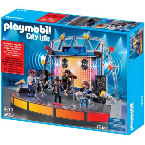 Playmobil Stage Playset - 5602