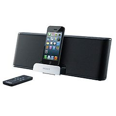 Sony Rechargeable Lightning Speaker & Charging Dock
