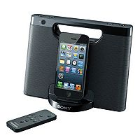 Sony Portable Lightning Speaker & Charging Dock